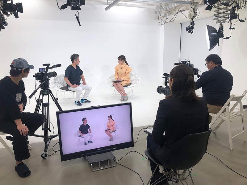 IZUMIカイロプラクティック院長 泉山耕一郎先生のテレビ取材